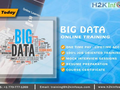 Bigdata Training for Promising Career