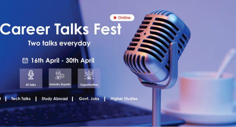 Careers Talk Fest
