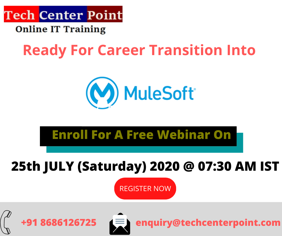 Free Demo On Mulesoft Course